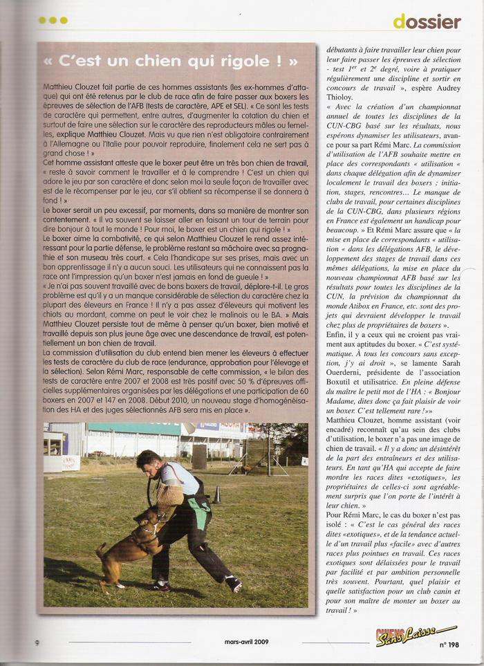 Magazine sans laisse n198
